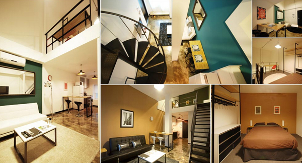Seoul Loft Apartments Sla