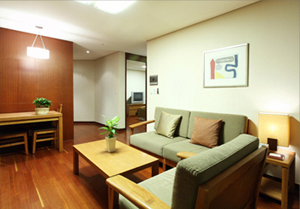 Vabien Two Bedroom Suite
