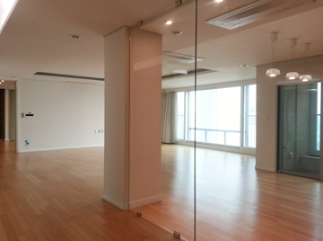 Apartment in Korea