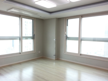Apartment in Munbae-dong, Korea