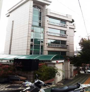 Villa in Hannam-dong, Korea