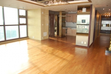 Apartment in Jungnim-dong, Korea