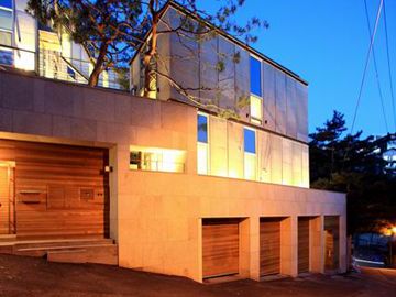 Single House in Pyeongchang-dong, Seoul