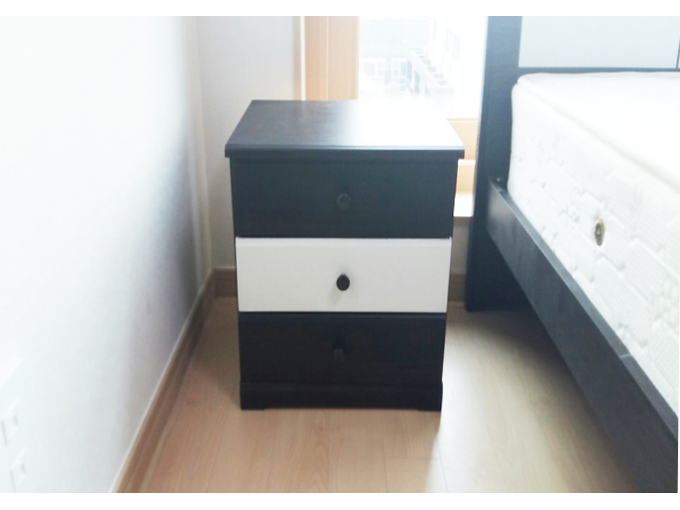 korea furniture rental Bed side table